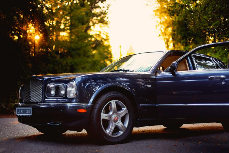 Bentley Arnage 6.8